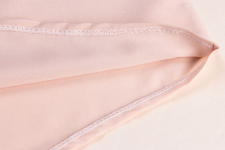 2019 Blouse Women Summer Aliexpress Explosion Models Europe Long-sleeved V-neck Zipper Chest Loose Chiffon Shirt Eff6190 Fast Color Women's Clothing