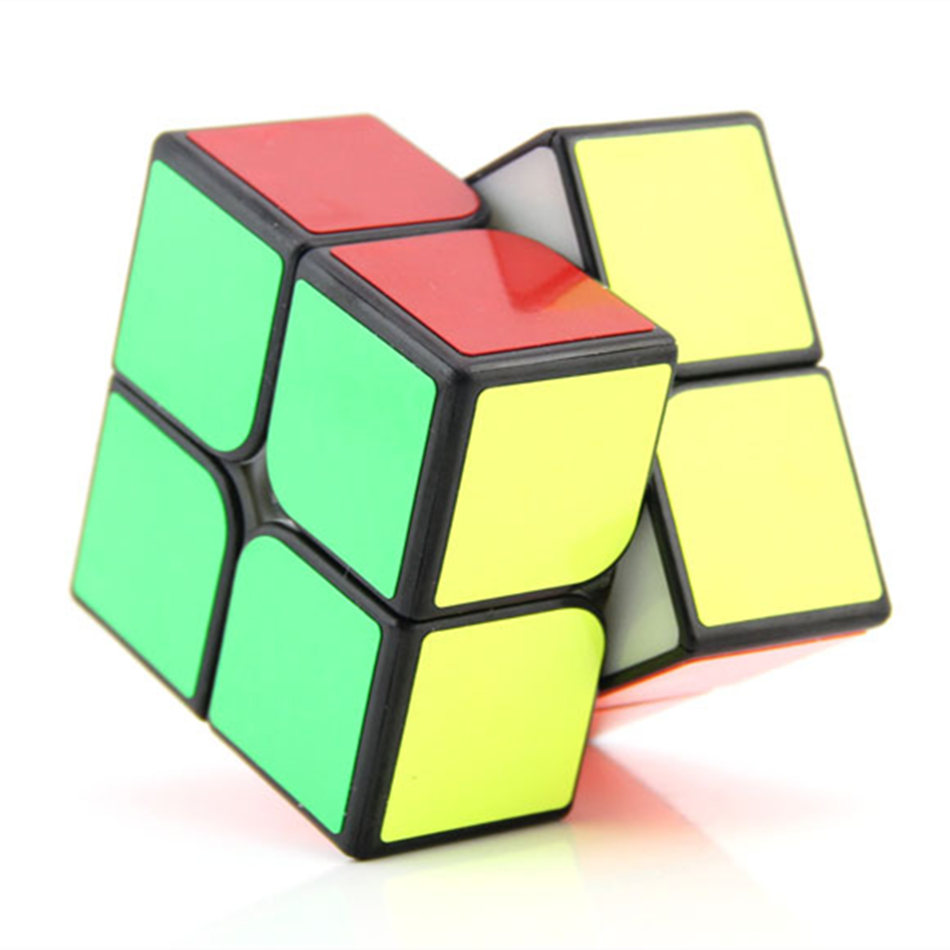 Moyu 2x2CUBE Classroom MF2S 2x2x2 Magic Cube 2Layers Speed Cube Professional Puzzle Toys For Children Kids Gift Toy