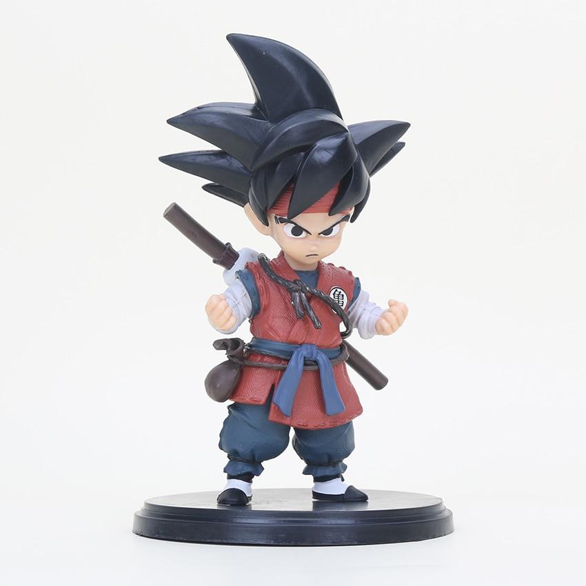 15cm Dragon Ball Figure Toy Cute Vision Kid