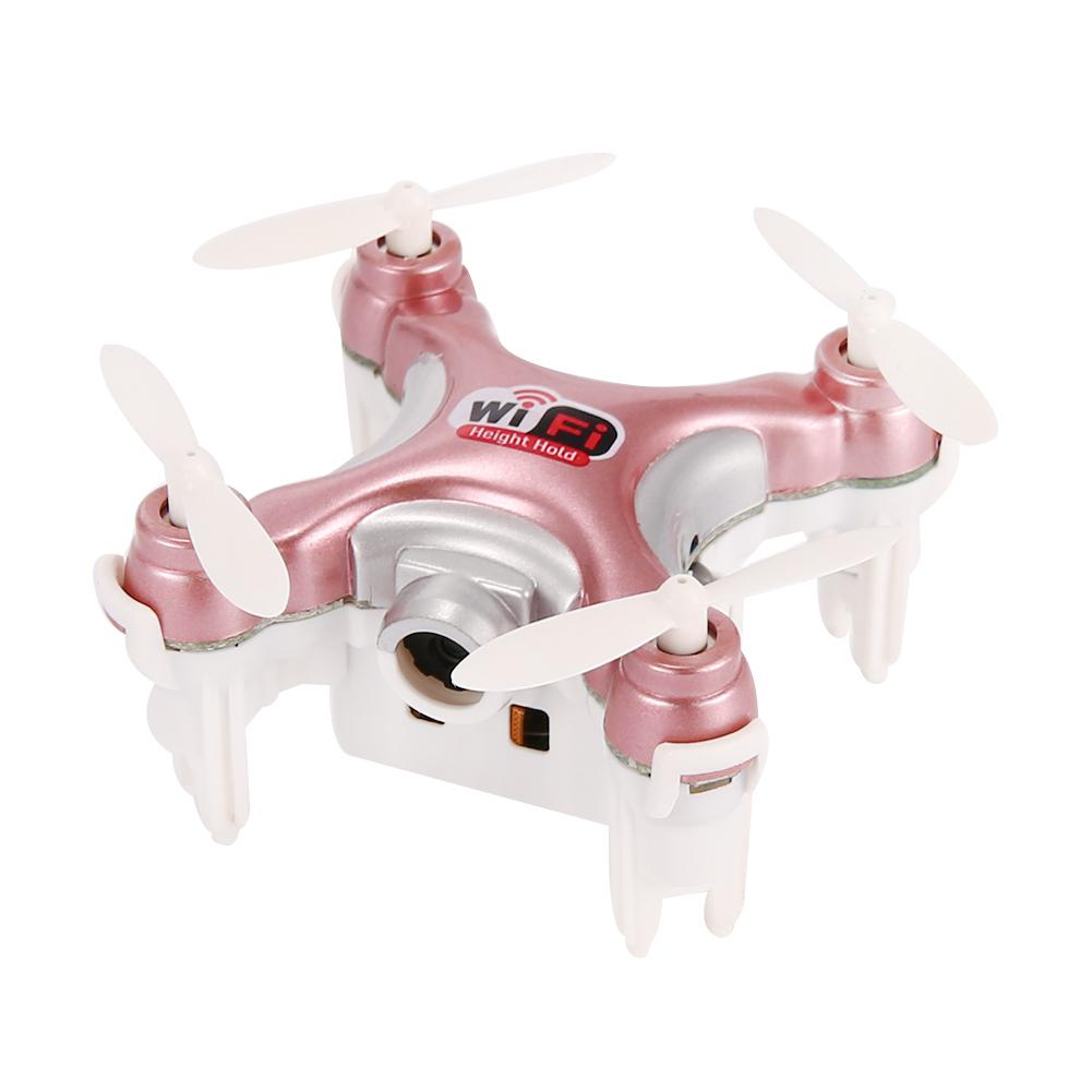 Cheerson CX-10WD-TX 2.4GHz 4CH 6-axis Wifi FPV Quadcopter 3D Eversion Mini Drone With 0.3MP Camera RC 14