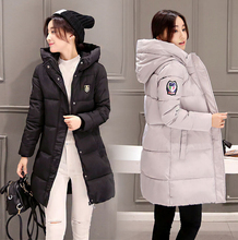 New Winter Maternity Coat 2016 Casual Warm Maternity Clothing down Jacket For Pregnant Women outerwear winter Pregnant clothing