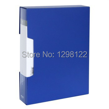 Deli 5108 ABA series A4/80 single page brochure blue dress document bag сумка oboly obl047 2015 drew bag page 2