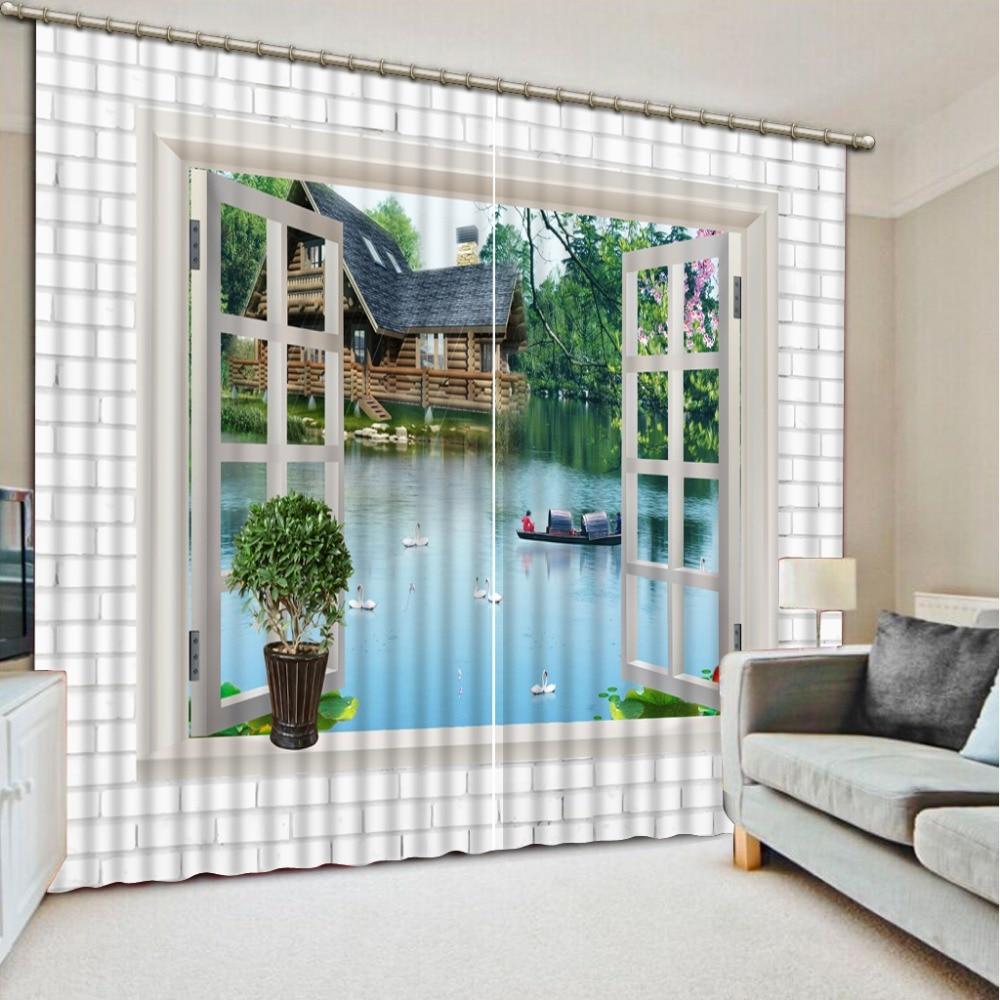Curtains for bedroom 2016 - 2016 Curtains Luxury For Living Room Bedroom Custom Wall Curtain Horse Custom Modern Curtains Window Curtains