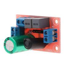 Bocina HIFI ajustable de graves agudos divisor de frecuencia de Audio de 2 vías para el hogar y el coche, Kits de filtros cruzados de altavoz DIY