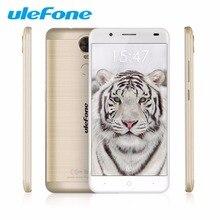 Original Ulefone Tiger 5.5 inch HD Quad Core Smartphone 2GB RAM 16GB ROM MTK6737 Android 6.0 8.0MP 1280×720 4G Mobile Phone