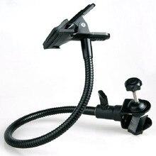 Pince clip caméra photo studio accessoires stand de lumière titulaire de fond c stand clamp clip flex bras réflecteur titulaire