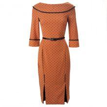 1c35792c1e5de Collar Peter Pan Dress Promotion-Shop for Promotional Collar Peter ...