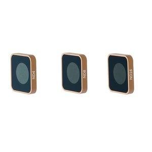 Image 2 - CNC الألومنيوم HD MRC ND4 ND8 ND16 ND32 الذهب اللون عدسة تصفية ل GoPro بطل 5 6 7 أسود كاميرا