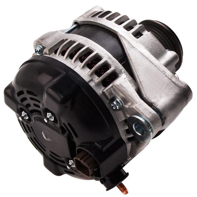 US $172 0  Alternator 104210 3410 For Toyota Hilux D4D 3 0L Turbo Diesel  1KD FTV 05 15 HiAce KDH221 for Landcruiser Prado KDH200/1/2/3-in  Alternators