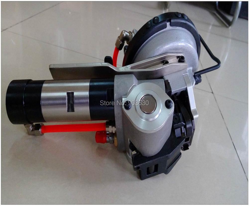 KZ-19/16 kombinált pneumatikus acél hevederes gép, fém csomagoló - Elektromos kéziszerszámok - Fénykép 5