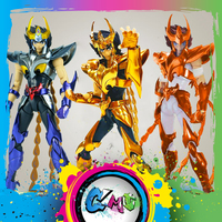 CMT EX Phoniex ikki V3 / OCE / Gold Version Cloth EX metal armor GREAT TOYS GT EX Bronze Saint Seiya Action Figure