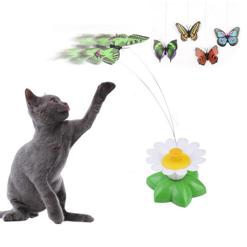 Электрический кот игрушка