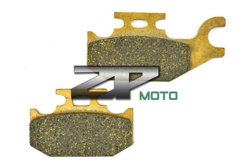 Brake Pads For SUZUKI LT-A 500 XPK9/XPL1/XPL2/XPL3/XPL4 King Quad 500 AXi Power Steering 2009-2014 Front (Left) New High Quality