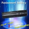 Jigu batería para hp pavilion dm4 dv3 dv5 dv6 dv7 g4 g6 g7 g72 g62 g42 para compaq presario cq32 cq42 cq43 cq56 cq62 MU06