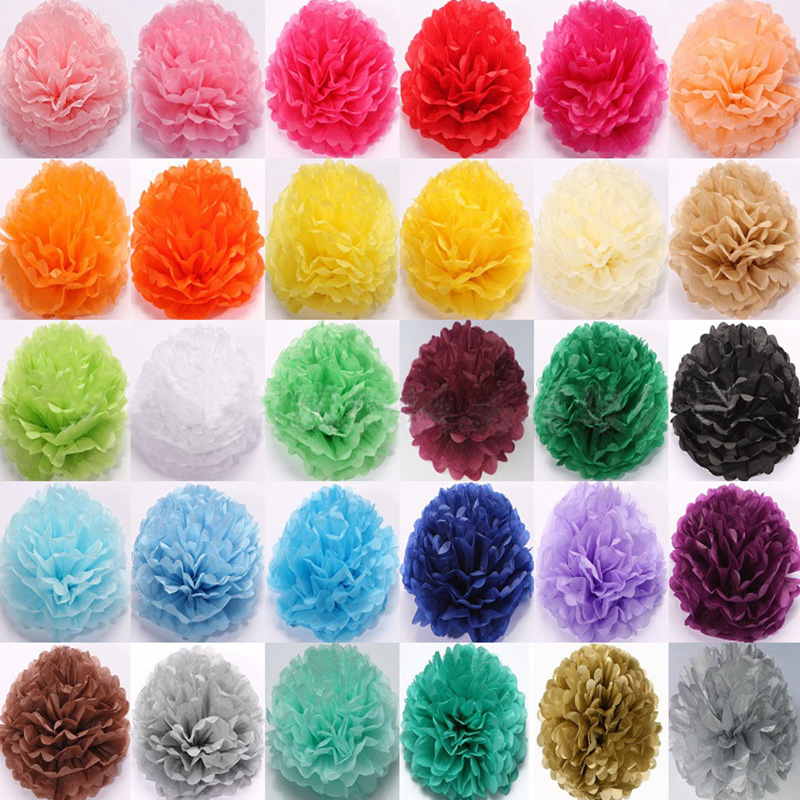 Diy multi colour 681012inch paper flowers ball wedding home diy multi colour 681012inch paper flowers ball mightylinksfo