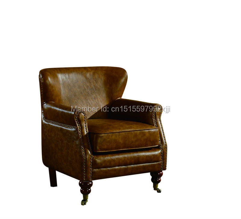 2016 New Armchair Seat Chaise Style Antique Bolsa Sofas Direct