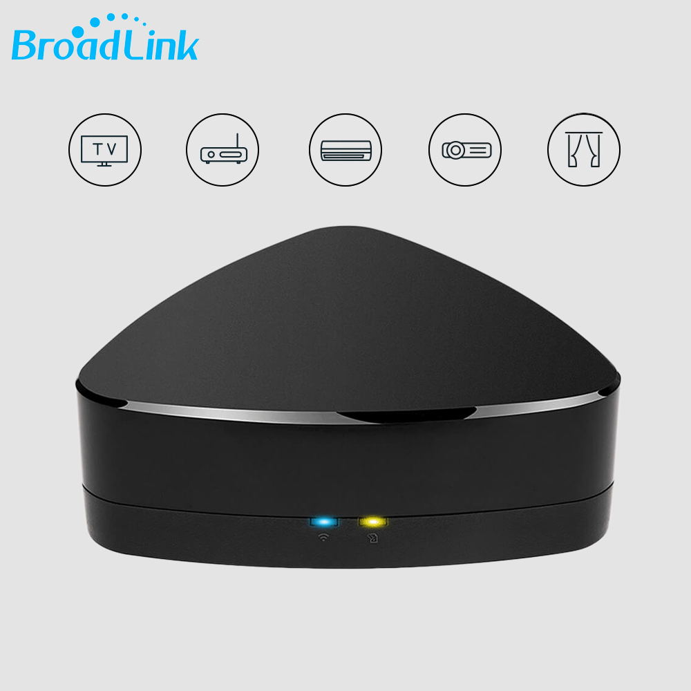 Broadlink RM Plus WIFI IR RF Universal Smart Remote Control For RF Controlled TV Light Switch