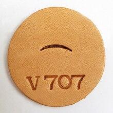 Кожаные набивной рисунок инструменты V707, ручные инструменты для кожи