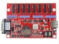 LongGreat TF-C6UR (TF-C3U) Display LED de Cartão de Controle Com USB Driver de Memória & Crossed Porta Serial 232
