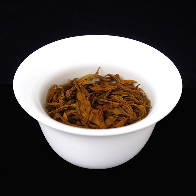 Chinese Wuyi Jinjunmei Tea Large Congou Black Tea Superior Quality Kim Chun Mei Health Chinese Fujian Jin jun mei Oolong Tea
