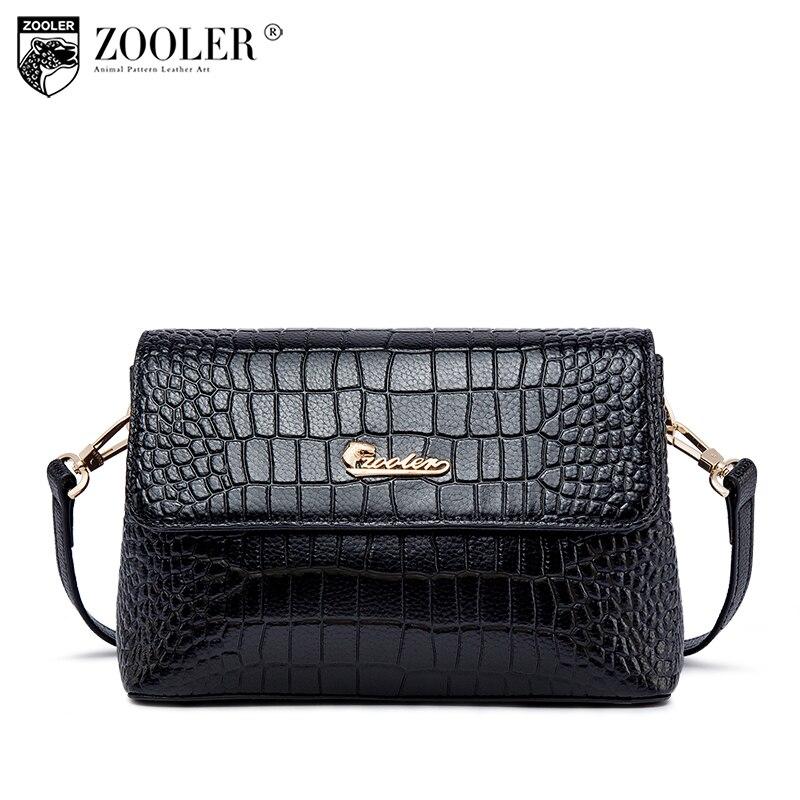 Petit Véritable en cuir femme sac ZOOLER fasion 2018 designer voyage épaule sac chaude 2018 nouveau sac à main de mode bolsa feminina # l118
