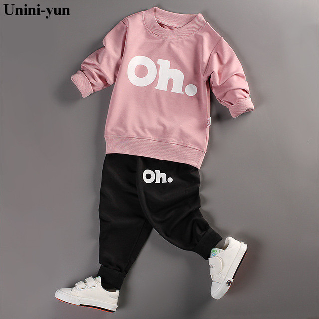 bf70ba1f4 Pink baby Clothing Sets cotton boy clothes suit Newborn girl suit ...