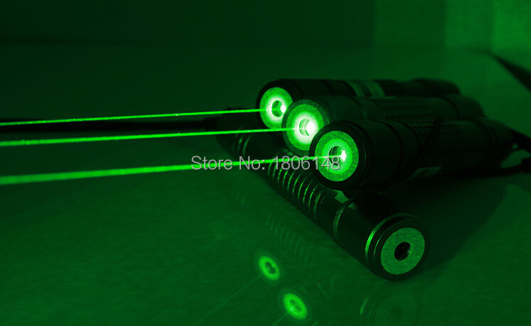 Professional Powerful Green laser pointers 500000m 50w 532nm Flashlight Burning match +charger+Gift box