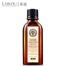LaiKou Moroccan argan oil hair care protect damaged hair moisture 60ml Hair keratin Repair korean cosmetics Hair Scalp Treatment