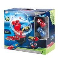16 adet/takım Esnek Parça Arabalar Oyuncak 2 Arabalar 360 Spinway Montaj Yuvası ile Araç Playsets Için Demiryolu Oyuncaklar Set Çocuk