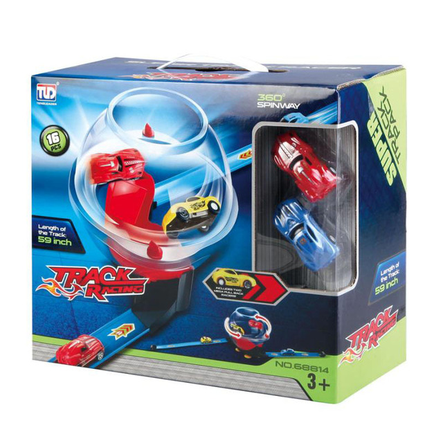 Cars 2 toys track