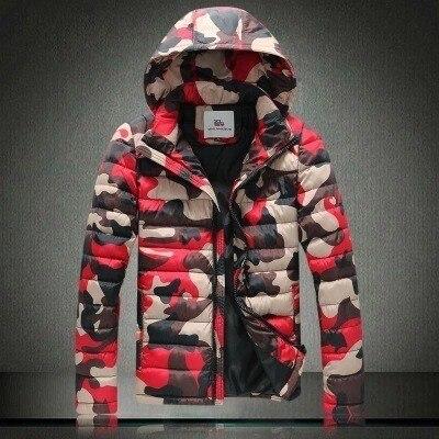 Zollrfea Winter Jacket Men...