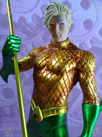 20CM anime movie figurines Super hero Aquaman Curry Stone Cyborg Green Lantern PVC Action Figures Model Toys Collectible Gift