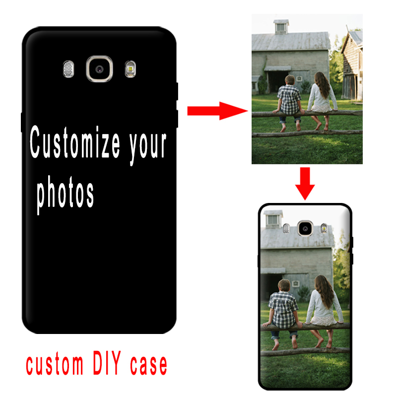 mosirui Customized Photo Cover Name DIY Case for leEco le 1s X500 Case Black TPU silicone soft shell Customized Phone Case(China)