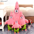 Yamala sponge bob spongebob plush toy soft cosplay doll christmas gift  cartoon figure cushion home decoration squarepants