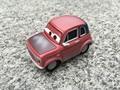 Оригинал Pixar Автомобилей Фильм 2 1:55 Джастин Partson Металл Литья Под Давлением Игрушка Cars Новые Свободные
