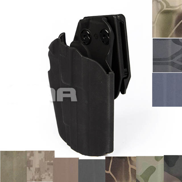 US $16 58 42% OFF|2018 SafariSeven Black RightHand 579 Gls Pro Fit  Holster,WALTHER PPQ M2 9/40(Can Fit 100 More Gun Type)-in Holsters from  Sports &