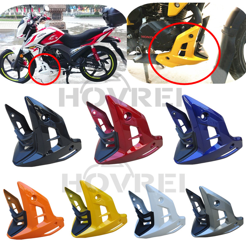 Universal Motorcycle Engine Guard Cover For Honda CBF150 WH150 2 WH150 3 wh125 16 CB190R CBF190R ...