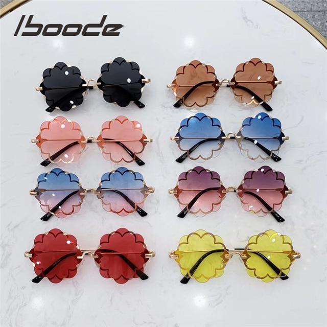 Flower Shape Sunglasses