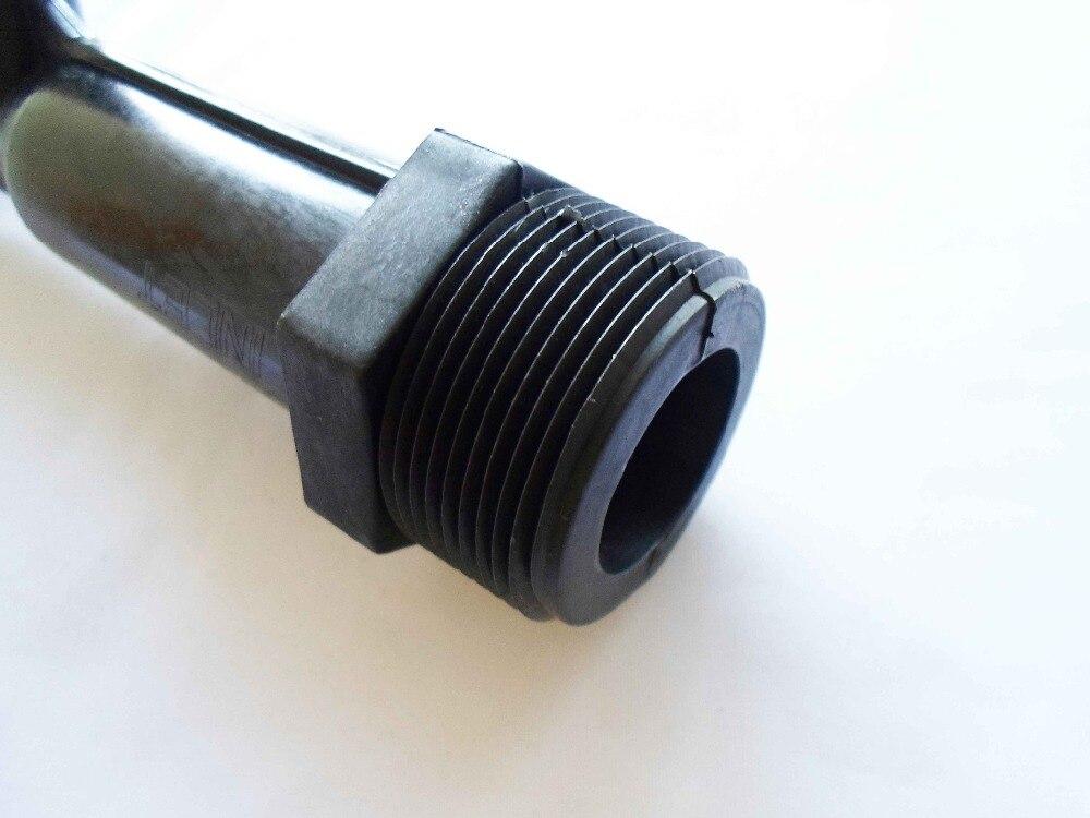 Pinuslongaeva Factory outlet 1/4 1/2 3/4 1 1,5 дюймов 2 дюймов инжектор Вентури воздуха и жидкости смеситель генератор озона для очистки воды