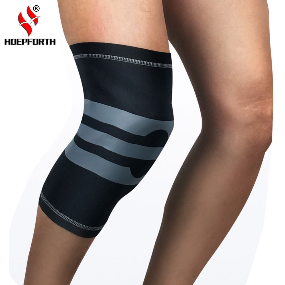 Unisex Compression Knee Sleeve Sports Knee Support Cycling Basketball Protection Injury Купальник
