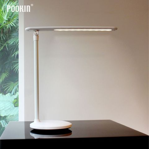 novo usb recarregavel led dobravel lampada de mesa olho protegido longa vida livro toque candeeiro