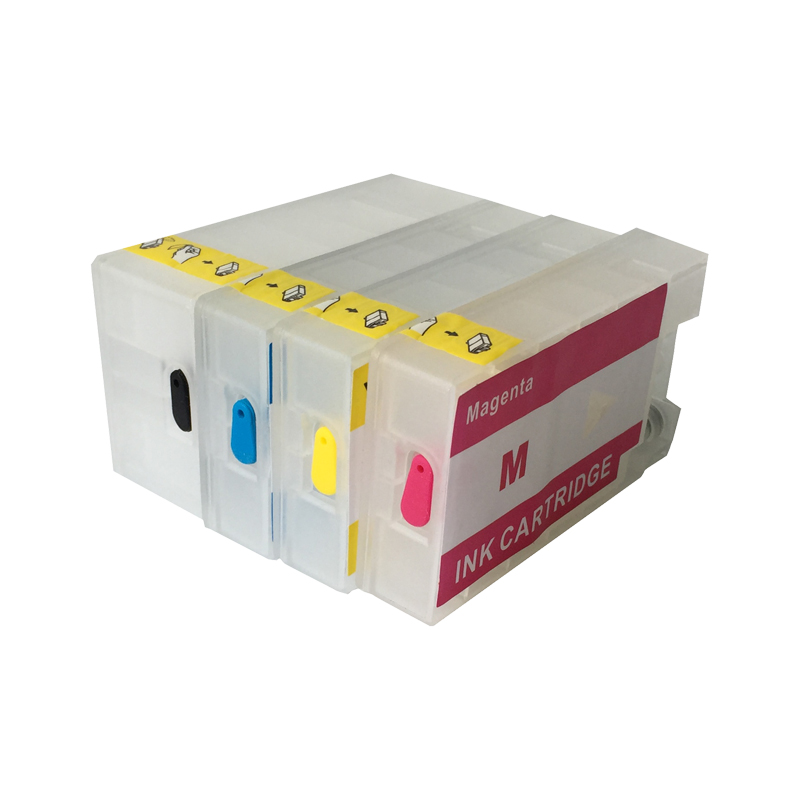 цены  4 colors PGI-1100 Ink cartridges  for Canon MAXIFY MB2010 with ARC chips