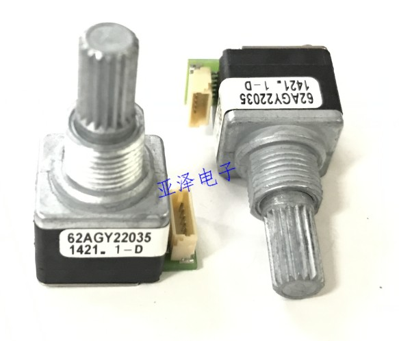 [VK] original GRAYHILL rotating photoelectric encoder 62AGY22035 medical device encoder 16 position switch