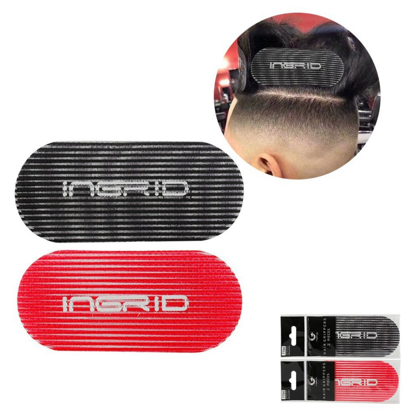 Hair Gripper Barber Grippers Hair Care Styling Tools Men\'s Hair Holder Hairpins Black Color Hair Styling Cutting Acessories