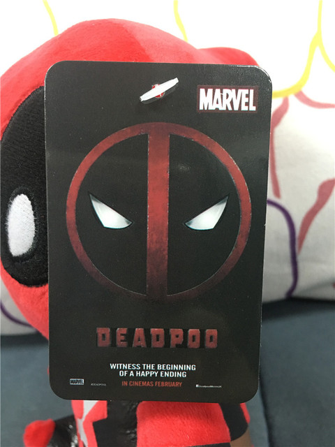 Deadpool Plush Soft Doll