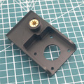 1 шт. анодированный алюминиевый Ultimaker Titan Aero Монтажный кронштейн UM2 3D принтер прямой экструдер крепление/держатель