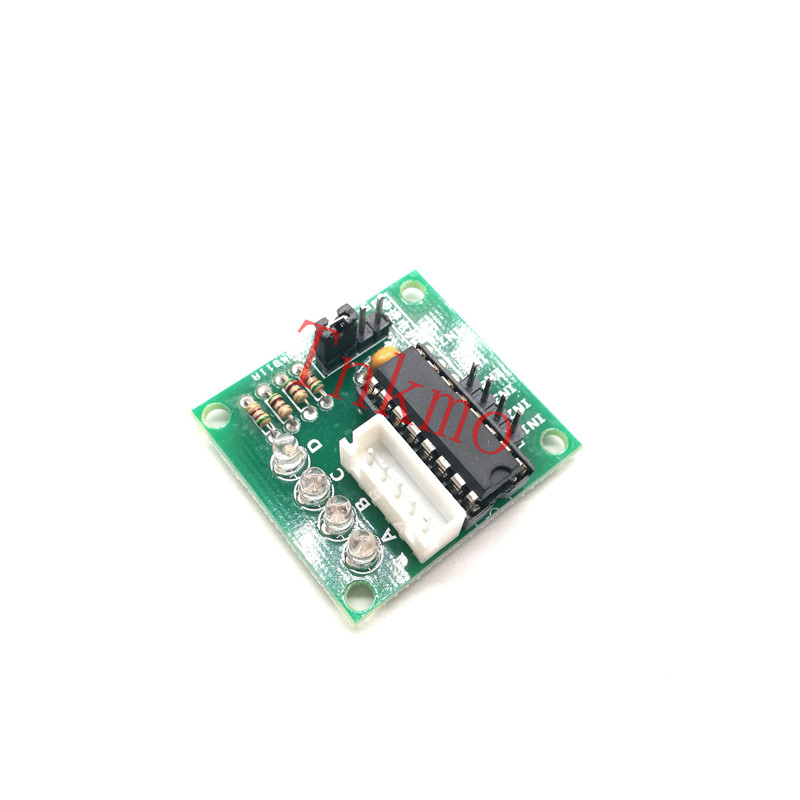 Free shipping 1PCS ULN2003 Stepper Motor Driver Board Test Module for arduino DIY KIT l298n stepper motor driver controller board module blue