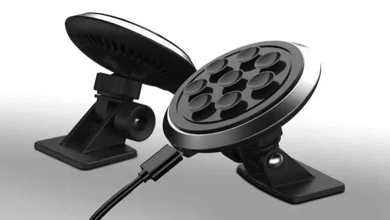 S01 Sucker  wireless car charger (11)