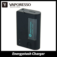 Oiginal Vaporesso Energystash Portable Charger 002 To Charge 2 Pcs Rechargeable 18650 Batteries Useful 18650