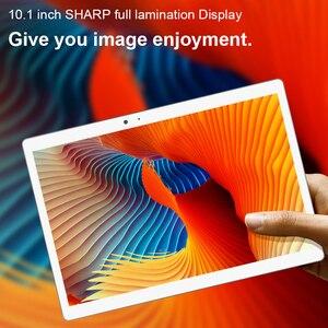 Image 2 - 10.1 אינץ 2560*1600 Teclast T20 Tablet PC 4G שיחת טלפון MT6797 Helio X27 Deca Core אנדרואיד 7.0 4GB RAM 64GB ROM 8100mah 13MP